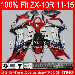 $enCountryForm.capitalKeyWord Canada - 8Gifts 23Colors Injection For KAWASAKI NINJA ZX 10 R ZX10R 11 12 13 14 15 red white 50NO11 ZX 10R ZX-10R 2011 2012 2013 2014 2015 Fairing