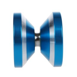 Aluminum Yoyo Blue Australia - YOYO N8 Aluminum Professional Yo Yo - Blue