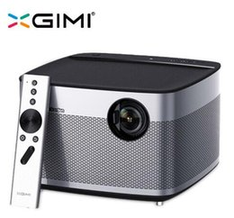3d tv gaming online shopping - XGIMI H1 K Projector Home Theater No Screen TV Super K p Super D Supported Projector
