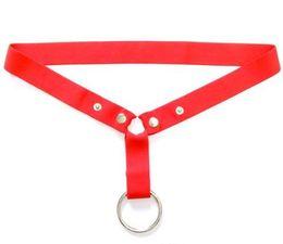 $enCountryForm.capitalKeyWord Australia - New Fine Briefs Panties Men's sexy thong double-pants thin belt with low-waist transparent hollow lure JJ men's underwear 3piece lot