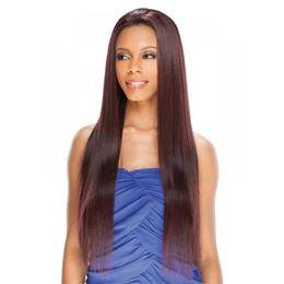 $enCountryForm.capitalKeyWord NZ - Natural Straight Hair Long Wig And Brazilian Human Hair 100% Full Lace Wig Silk Simulation Scalp Shoelaces Bob Wig Owl Shoes Black Women