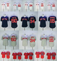 9831f8603c2 ... Jersey Hot Sale Boston Red Sox 34 David Ortiz 15 Dustin Pedroia 50  Mookie Betts 2 Xander ...