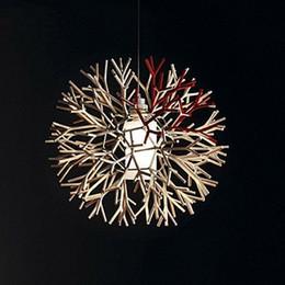2018 coral pendant light Modern Pendant Lights Fashion Coral Ball Shape Pendant L& Black Simple Dining & Discount Coral Pendant Light   2018 Coral Pendant Light on Sale at ... azcodes.com