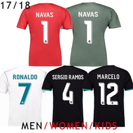 26eadd160 ... cheap kiko casilla black home replica goalkeeper jersey 2017 soccer  jersey goalkeeper real madrid 1c778 cf157