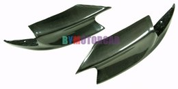 $enCountryForm.capitalKeyWord Australia - FRP And Carbon Fiber Front Splitters Spoiler Lip Flaps Cupwings F15 X5M Fit For BMW B205 B205F