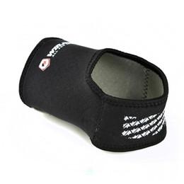 5270e43338735 ... Tobillo Soporte Deporte Seguro Neopreno Al Aire Libre Elástico  Impermeable Protector de Tobillo Soporte Brace Guard Suave Pad Brace Fútbol  Baloncesto
