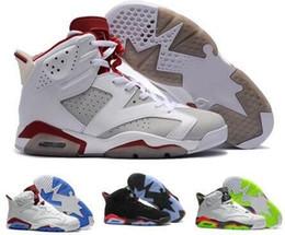 35e3d3d20d7 Free Shipping Wholesale Cheap online hot Sale New Best basketball shoes hot  new 6 VI Carmine Sneaker Sport Shoe VI US