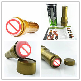 Juguetes Masturbación Mans Baratos-Masturbators Cup Artificial Vagina Training Unit FleshLight STU Masturbation Cup y Mini Lotus Male Training Masturbator Sex Toys para hombres