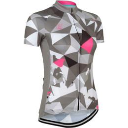 NEW Customized Women Hot 2017 JIASHUO ICE GRAY mtb road RACING Team Bike  Pro Cycling Jersey Shirts   Tops Clothing Breathing Air c6f462ec6