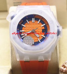 $enCountryForm.capitalKeyWord Canada - Luxury Wristwatch Diver Orange Dial ST.OO.A070CA.01 Rubber Bracelet Automatic Mechanical Watch Men Watches Top Quality New Arrival
