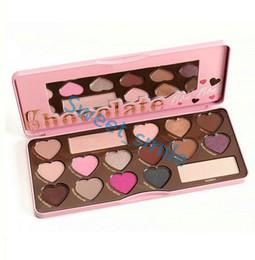 $enCountryForm.capitalKeyWord Canada - Best-selling Makeup BON BONS Chocolate Bar Eyeshadow Palette 16 Colors Eyeshadow Love Heart from pricetag
