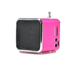 $enCountryForm.capitalKeyWord NZ - Wholesale-Rechargeable portable micro SD TF USB speakers radio, mobile phone vibration computer music player, multifunction FM radio