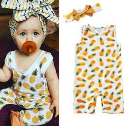 bd642624f6e0 Pineapple Baby Romper Australia