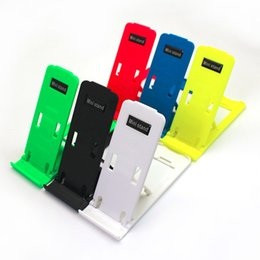 $enCountryForm.capitalKeyWord Canada - Foldable Stand Holder Universal Adjustable Folding Support Mini Portable Plastic Kicketstand Holder For Cell phones Iphone4 4s 5 Samsung HTC