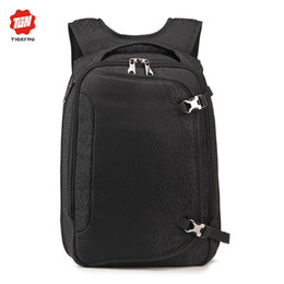 Wholesale- 2017 Tigernu Fashion Backpack for Men Travel Large Capacity Laptop  Bag Nylon Male Backpacks school bags for teenagers 4719d2287d