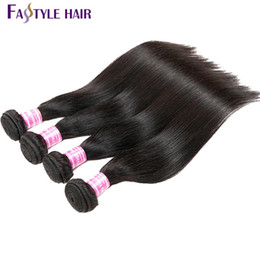 Durable remy hair online shopping - Best Price For Best Quality Fastyle Brazilian Natural Straight Virgin Hair Extensions Unprocessed Dyeable Human Remy Hair Wefts Durable