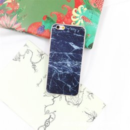 Efecto De Colores Baratos-Marble Case Ultrathin Elegante Cool Color Dibujo o patrón Efecto Defender Retro Brillante Granito Grano Relieve Textura Soft Shell Creative