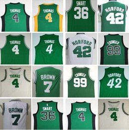 acf601a6af6 ... authentic sale 7 jaylen brown uniforms 4 isaiah thomas 42 al horford jersey  shirt 36 marcus sweden mens 99 jae crowder authentic white home nba ...