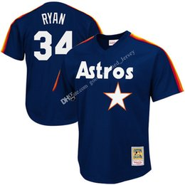 new styles f2336 0cc83 best price mitchell and ness rangers 34 nolan ryan stitched ...