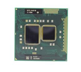 i5 480M ноутбук процессор Оригинал для Intel Core i5 480M 2.66 G 3M 2.5 GT/S разъем G1 SLC27 PGA 988 мобильный процессор Процессор