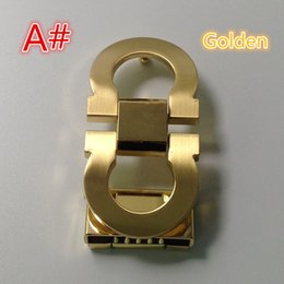 High-quality alloy belt buckle, a variety of styles of belt buckle, gold silver gun color belt buckle, very beautiful