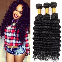 Discount weave styles for black hair 2017 weave styles for black discount weave styles for black hair grade 8a virgin brazilian human hair deep curl for black pmusecretfo Image collections