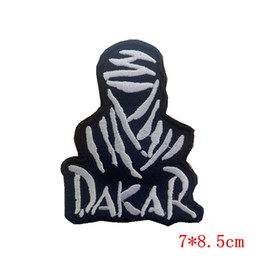 $enCountryForm.capitalKeyWord NZ - Dakar rally,game of the brave,embroidered iron on patch Free shipping for Jacket Jeans Clothing Badge