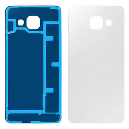 $enCountryForm.capitalKeyWord Canada - 100PCS OEM Battery Back Housing Cover Glass Cover for Samsung Galaxy A3 A5 A7 2016 A9 with Adhesive