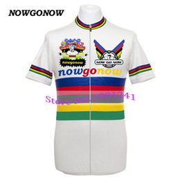 8befc40bb 2017 cool cycling jersey men rainbow colorful clothing bike wear nowgonow  funny Jersey summer pro racing ropa ciclismo mtb road bicicleta