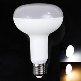 Spotlight bulb typeS online shopping - Super Brighter Dimmable led Spotlight w w w w w w E27 led bulbs lamp R Type Mushroom lamp AC85 v CE UL SAA