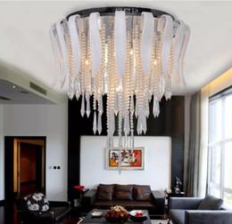 Discount Elegant Living Room Crystal Chandelier   2017 Elegant ...