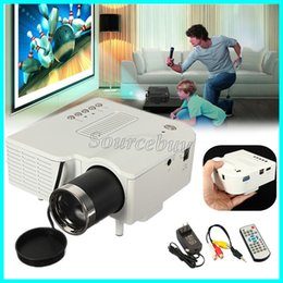 $enCountryForm.capitalKeyWord Canada - UC28+ Projector Mini LED Portable Home Theater Video Projector PC & Laptop VGA USB SD AV Game Digital Pocket Proyecter with Retail Package