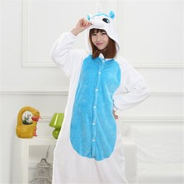 $enCountryForm.capitalKeyWord Canada - 2017 Unicorn Pajama Onesies Cosplay Costume Unisex Adult Anime Hoodie Animal Pyjamas For Adults free shipping