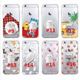 iphone plus case 3d cat 2019 - 3D Cartoon Squishy Cat Case Kawaii Squeeze Fidget Cases Decompression Toys Soft TPU Case Cover for iphone x 8 7 6s 6 plu