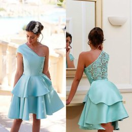 $enCountryForm.capitalKeyWord Canada - 2017 New Short Mini Homecoming Dresses for Summer 8th Grade Dance Girls Back to School Sweet Sixteen Graduation Teens Ball Prom Gowns