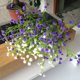 Wholesale fake flowers shipped free nz buy new wholesale fake wholesale pretty gypsophila babys breath artificial flowers fake flower plant home wedding decoration free shipping mightylinksfo