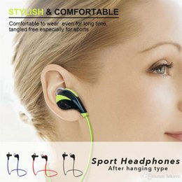 $enCountryForm.capitalKeyWord Canada - G6 Bluetooth Headphone Headset Sports Headphone Good Precision Design High quality Chip CSR8635 True Stereo via DHL Free Shipping