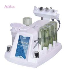 Machine faciale de station thermale de Bio-levage de Hydra Dermabrasion RF / Machine faciale de nettoyage d'Aqua / Dermabrasion d'épluchage de l'eau