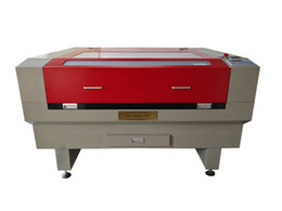 used co2 lasers Canada - 1280 100w CO2 laser engrave and cut machine.honeycomb table used for ABS , acrylic ,cloth ,leather and other non-metallic materials