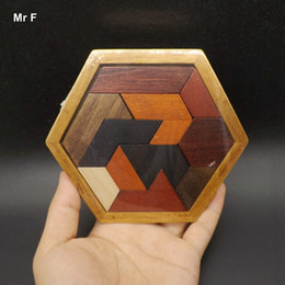 $enCountryForm.capitalKeyWord Canada - Funny Hexagonal Block Games Wooden Toy Kid Mind Game Assemble Early Learning Games Child Christmas Gift
