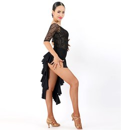 $enCountryForm.capitalKeyWord Canada - Sexy Latin dance dress women's lace Rumba Sasa Samba ballroom competition suit service Latin group service can be customized
