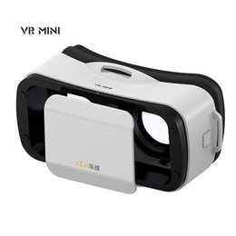 Wholesale Mini Virtual Reality Eye Lens Mobile Phone 3D Smart VR Glasses Mirror Is Fully Compatible With Eye Screen Size 4.5 To 5.5