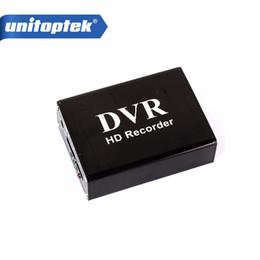 China 1 Channel Mini CCTV DVR Support SD Card Real-time Xbox HD Mini 1Ch DVR Board MPEG-4 Video Compression Color Black cheap cctv dvr board suppliers