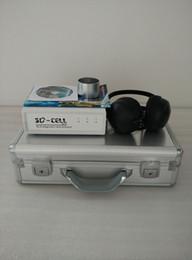 Multilingüe dispositivo analizador de salud 3d nls / máquina- Suministros médicos