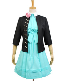 Wholesale amnesia cosplay resale online - AMNESIA Heroine Dress Outfit Cosplay Costume