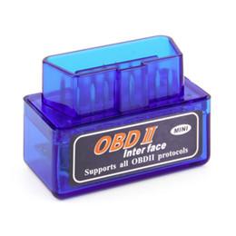 Elm327 intErfacE obd2 online shopping - Super Mini V2 ELM327 OBD2 ELM Bluetooth Interface Auto Car Scanner Diagnostic Tool