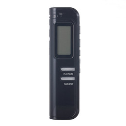 Usb digital voice recorder 4gb online shopping - Build in Speaker Mini MP3 Player GB USB VOR Rechargeable Digital Audio Voice Recorder Hr Dictaphone Telephone recorder