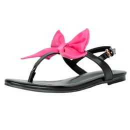 8f842b649b572d Kolnoo Handmade Ladies Womens Flat Sandals Butterfly Ankle Strap Beare Foot  Party Dress Summer Fashion Shoes XD336
