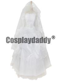 $enCountryForm.capitalKeyWord Canada - Yuno Gasai White wedding dress Future Diary   Mirai Nikki cosplay costume Full set