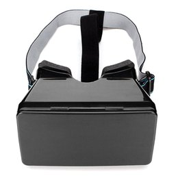 Virtual Games Canada - Wholesale- 3D Virtual Reality VR Video Game Glasses for iPhone 6S 6 5S 5C 5 4S Smart Phone